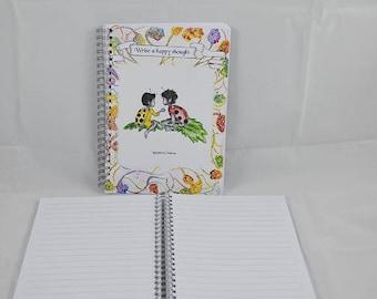 Notebook wirebound (Ladybird Children)