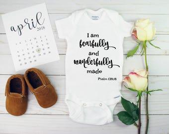 Pregnancy Announcements - Bible verse