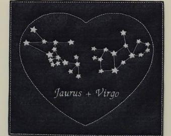 Celestial, Astrology, Constellations, Pisces, Aries, Taurus, Gemini, Leo, Cancer, Virgo, Libra, Scorpio, Sagittarius, Capricorn, Aquarius