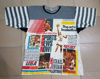 Michael jordan king of style shirt rare design