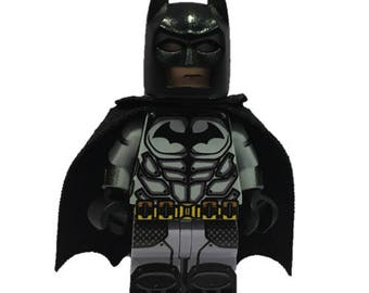 Custom LEGO minifigures -  Batman Arkham City Made with Original LEGO Parts