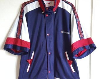 Summer Vintage 90s Champion Sport jacket size s.