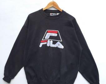 Fila sweatshirt big logo
