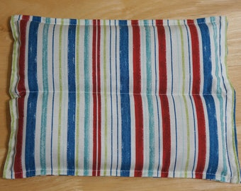 Therapeutic Flax Seed Heat Pad Scented or Unscented Microwave Heating Pad Cold Pack