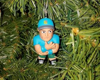 WWE Christmas Ornament John Cena