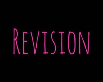 Custom Revision