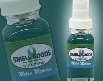 MELON MADNESS - Standard Air Freshener - Car Freshener - Car Air Freshener - Fragrances - Fragrance Spray - Smell Goods - 2 oz.