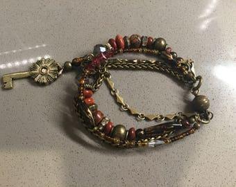 The Gypsy Went to the Opera Bracelet Wrist Decor
