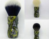 Solar Flare - 24mm Tuxedo, Cashmere, BOSS, or 24/26mm handle only shaving brush (27mm socket)