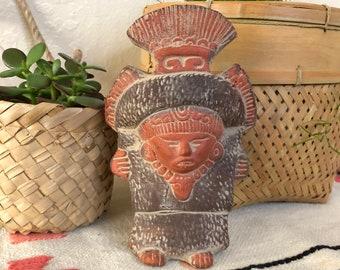 Vintage Mexican statue