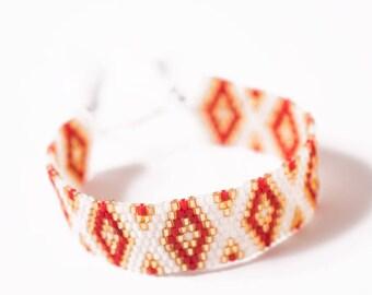 Wrap bracelet beads