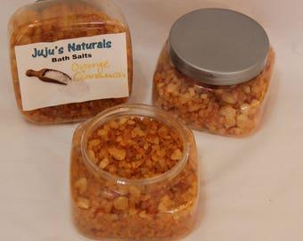 Orange Cinnamon - Bath Salts