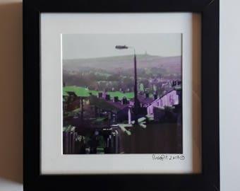 photoart of Darwen, Lancashire