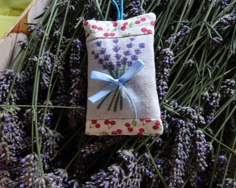 """Small bag of """"natural dried lavender"""""""