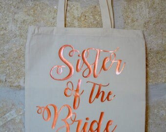 Sister of the bride - bride sister gift - groom - sister mother bride - mother groom - thank you MOM marriage - mother - mother