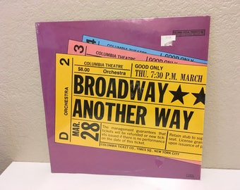 Broadway Another Way -   New & Factory Sealed!  1974