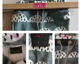 Ka-to drop track pants size 50/56