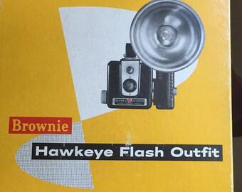 Brownie Hawkeye Vintage Flash Outfit