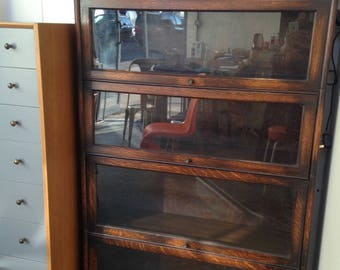 Barrister's bookcase Gumm