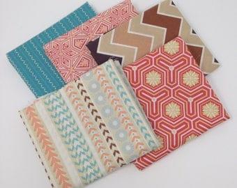 Victoria and Albert Fabric Bundle #1