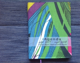 "Small Planner weekly ""Colorful Abstraction"""