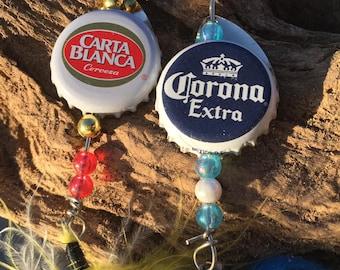 Bottle top Fishing lures