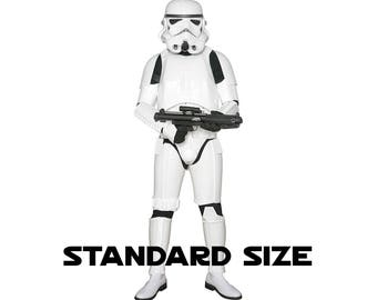 SPECIAL OFFER Star Wars Stormtrooper Costume Armor with Accessories and Ready to Wear - Original Replica - A New Hope - Standard Size
