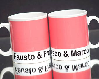 Cycling Mug The Giro
