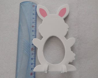 Easter Bunny foam backed to decorate and fill