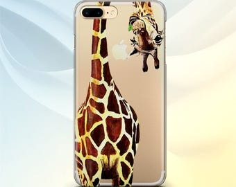 Giraffe iPhone 7 cover Samsung S8 Animals Google Pixel case Cute iPhone 6 Plus case Samsung S7 case iPod Touch 6 Cute Samsung S7 case LG G6