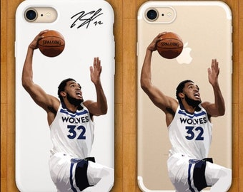 Karl-Anthony Towns Phone Case