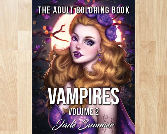 Vampires Volume 2 by Jade Summer