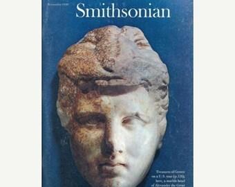 Smithsonian Magazine November 1980