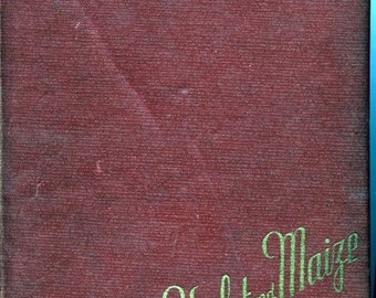The Violet and Maize 1944 High School Yearbook Chicago Christian Chicago Il