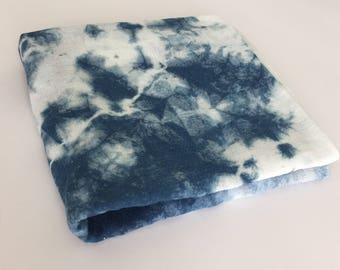 Shibori Flour Sack Tea Towel | Set of Two
