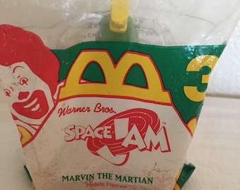 1996 Space Jam, Marvin the Martian Happy Meal Toy