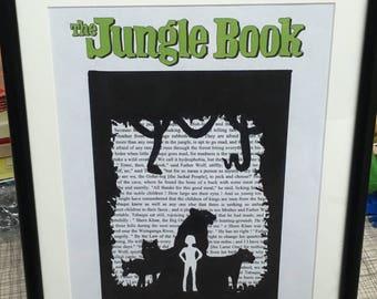 Jungle book art