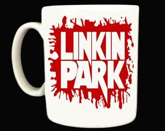Chester Bennington Mug . Mugs . Linkin Park