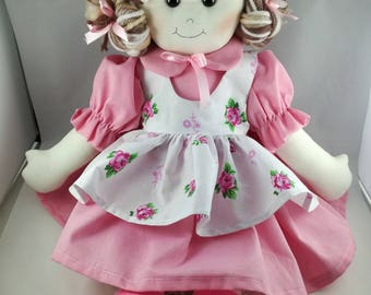 Cloth doll collectibles