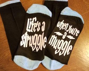 Muggle Socks