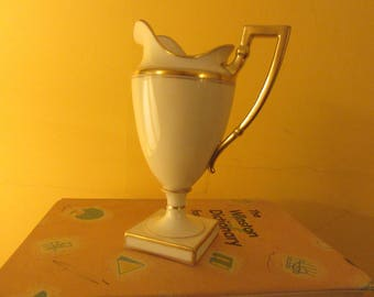 TIFFANY pitcher creamer