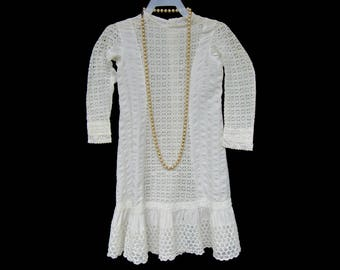 Vintage 1900's Little Girl / Doll Dress