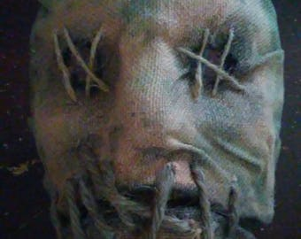 Kabuki scarecrow mask