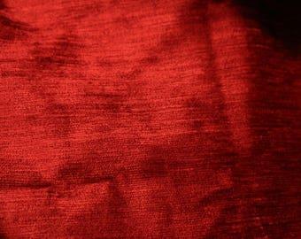 15 Gorgeous red velvet upholstery fabric