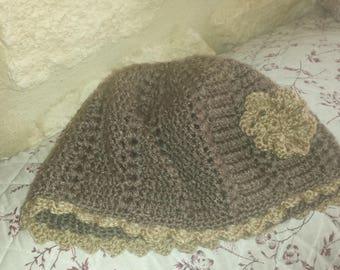 Hand-made crochet Hat