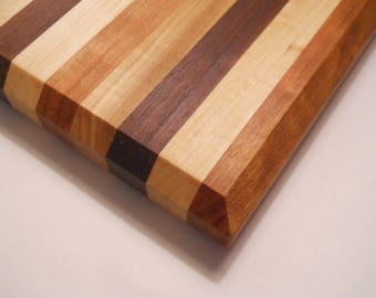 Native Wood Cuttingboard