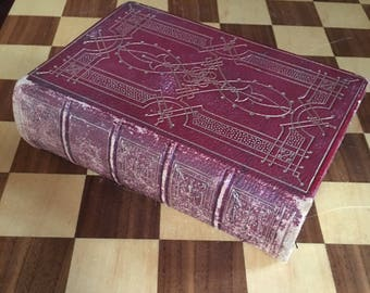 Rare Book: The Poetical Works of John Milton (1854)