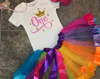 First Birthday, Girl's First Birthday, 1st Birthday, Toddler Birthday, Girl Birthday Shirt, Glitter, Girls Glitter Birthday Outfit, Toddler