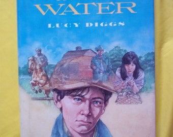Moon in the Water by Lucy Diggs (1st Ed.)