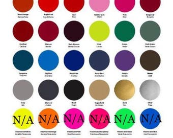 Siser Easyweed- Tshirt DIY-Heat Transfer Vinyl-Siser EasyWeed Build Your Own Bundle 15  15x12 Sheets